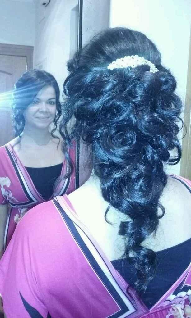 Mi peinado!! - 1