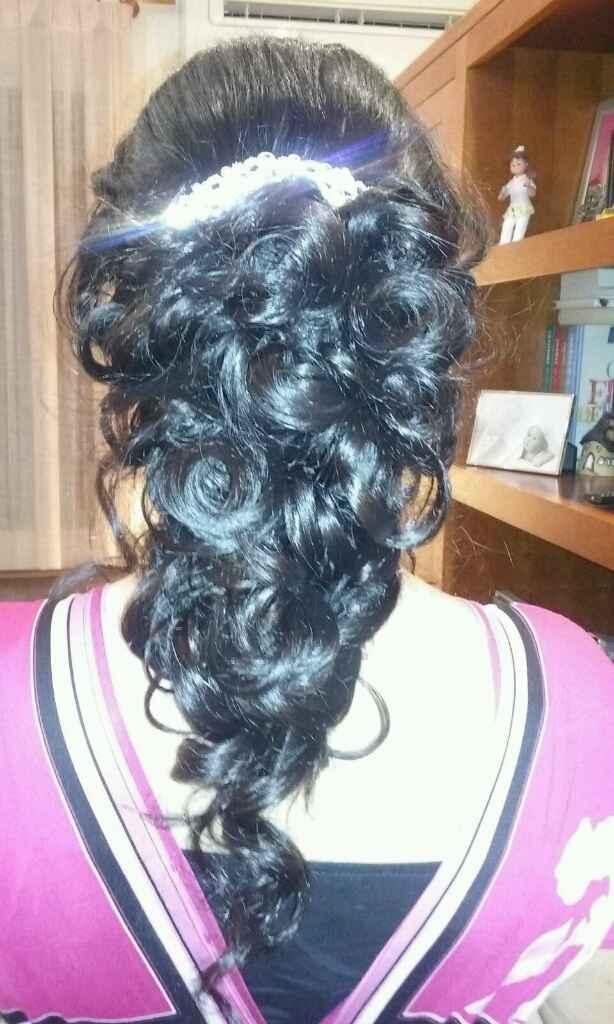Mi peinado!! - 2