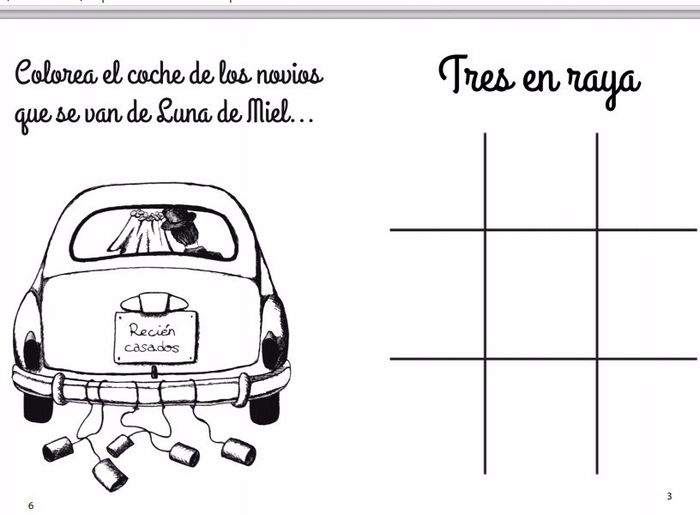 Libro para colorear para niños - Manualidades - Foro Bodas.net