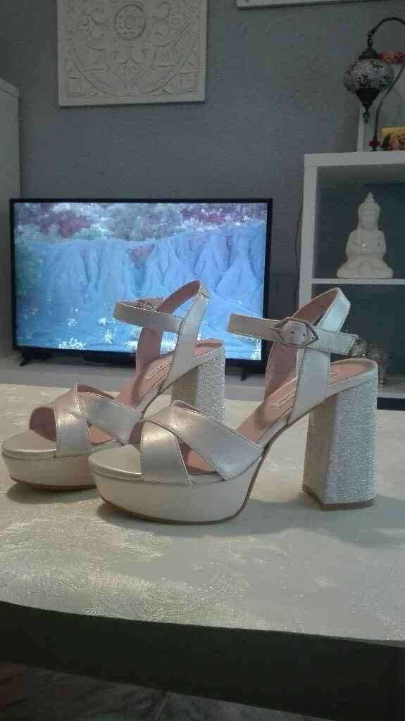 Habemus zapatos!! - 1