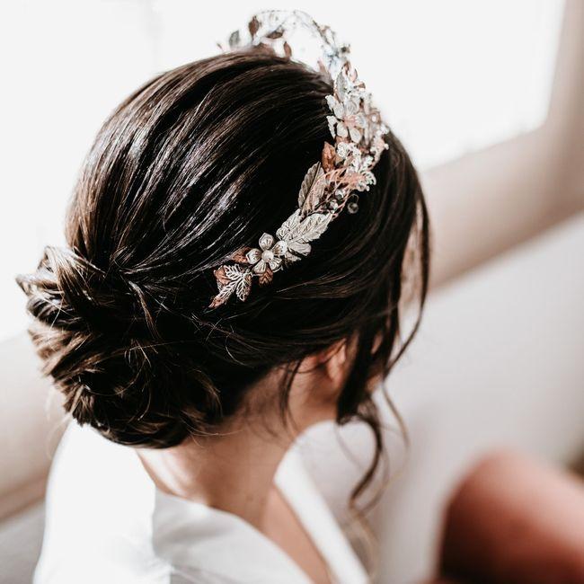 Corona o tiara de princesa 4