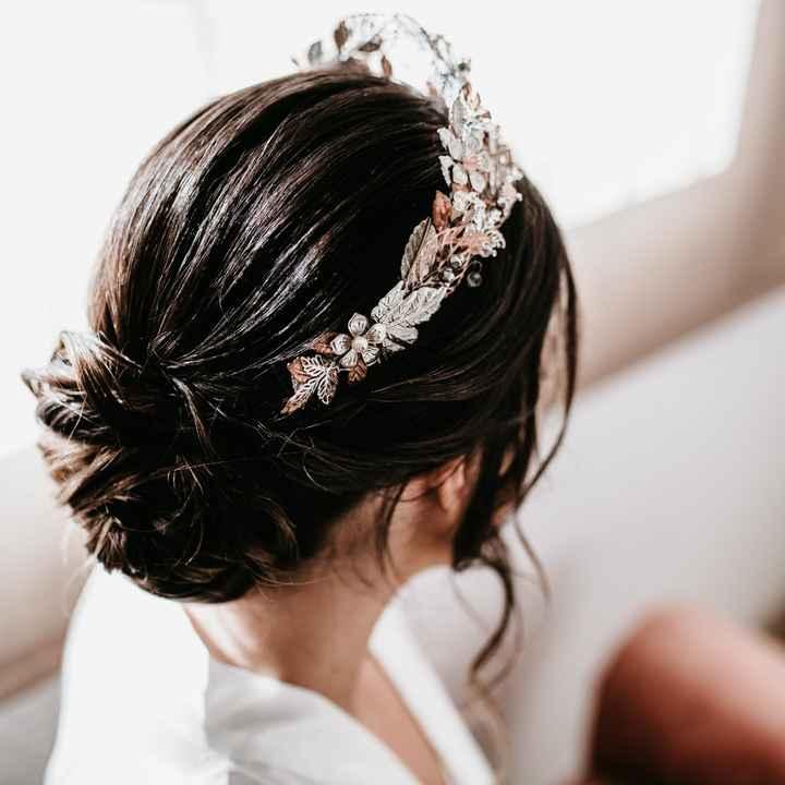 Corona o tiara de princesa - 2