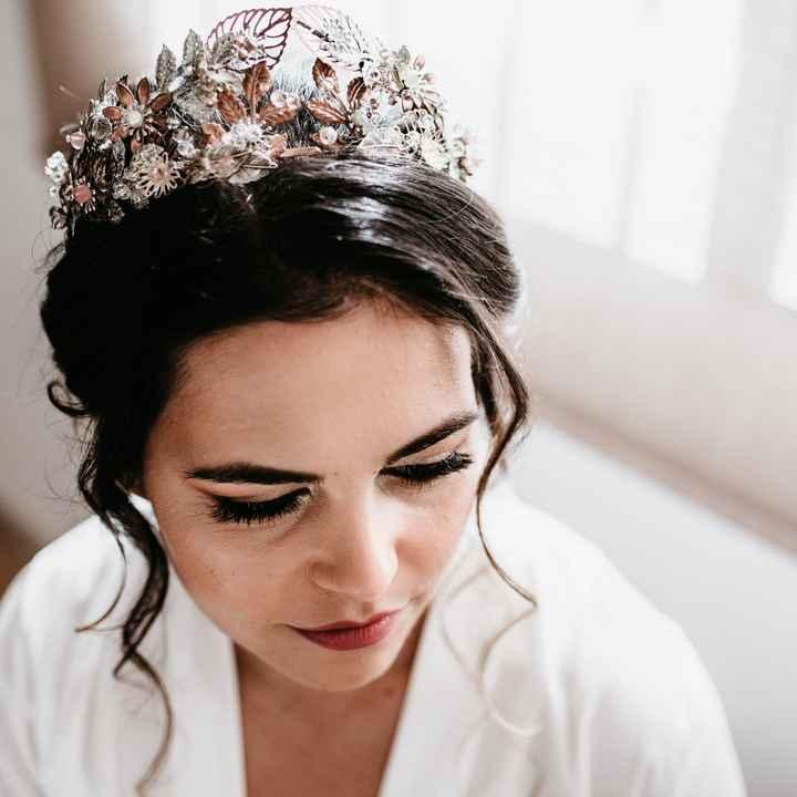 Corona o tiara de princesa - 3