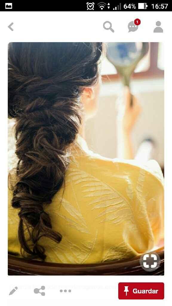 Peinado de novia - 2