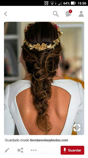 Peinado de novia - 1