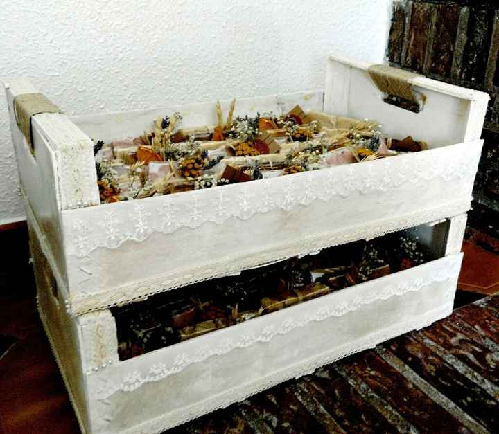 Cajas de madera - 3