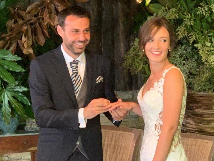 Felizmente casada!!!! 1