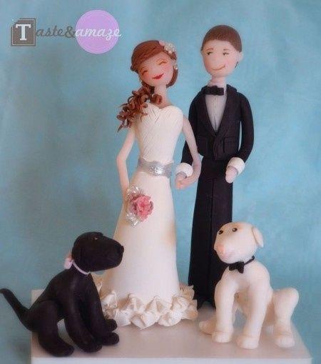 Nuestras figuras de la tarta