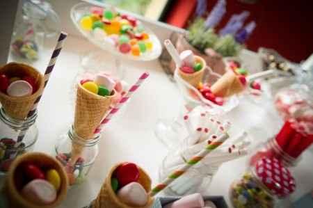 Nuestro candy-bar