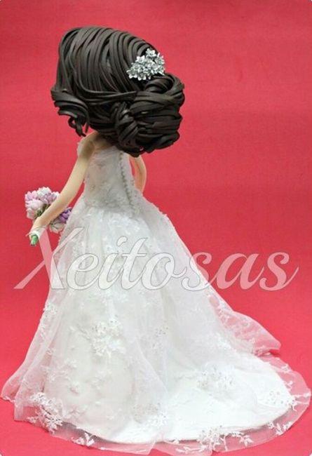 muñecos de tarta a tu gusto - página 2 - foro bodas