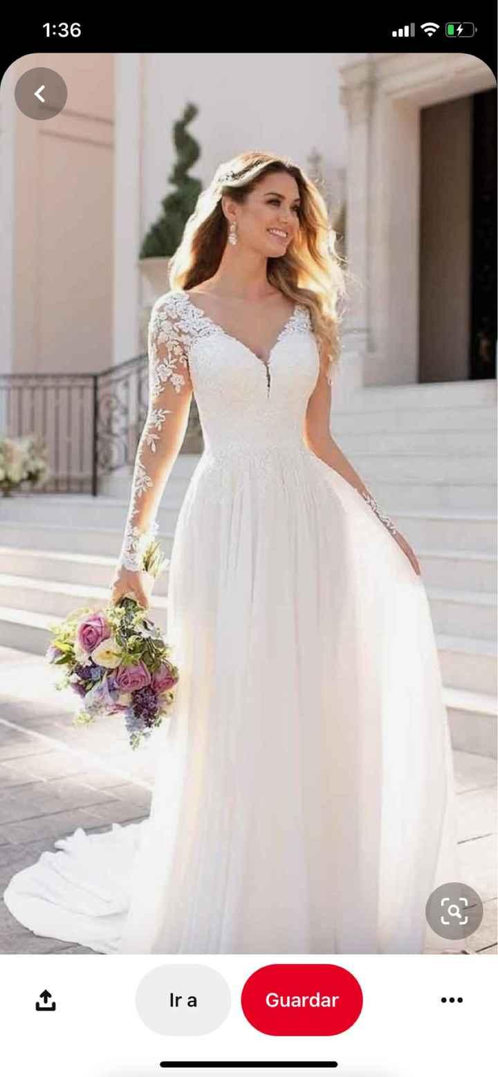 Vestidos de novia post Covid-19 - 1