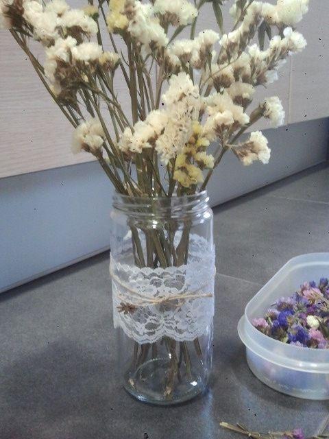 Utilidad flores siempre vivas para ahorrar en decoracion manualidades foro - Flores secas decoracion ...