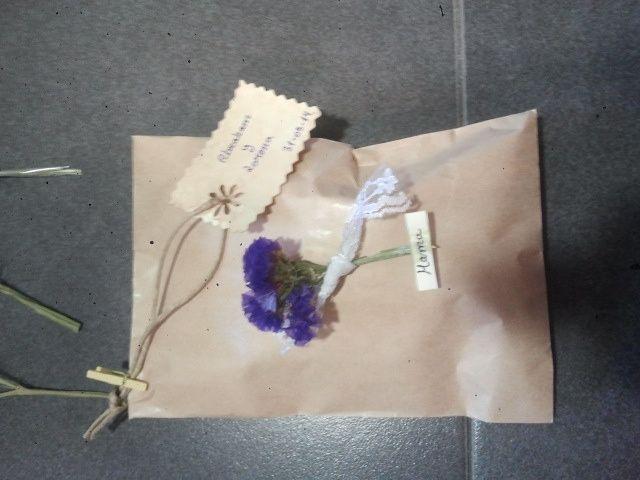 Utilidad flores siempre vivas, para ahorrar en decoracion - 2