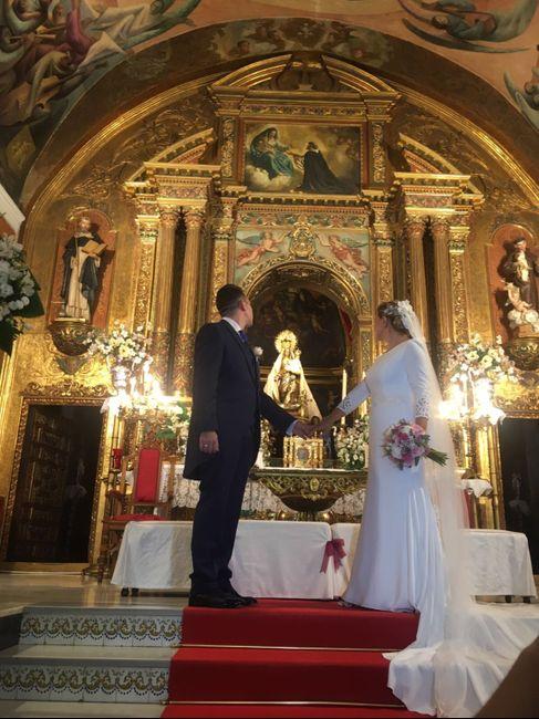 Ya casados! ❤️ - 2