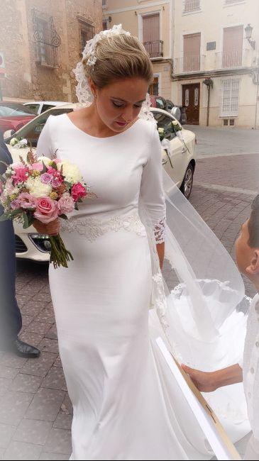 Vestidos de novia La Sposa 2018 - 2