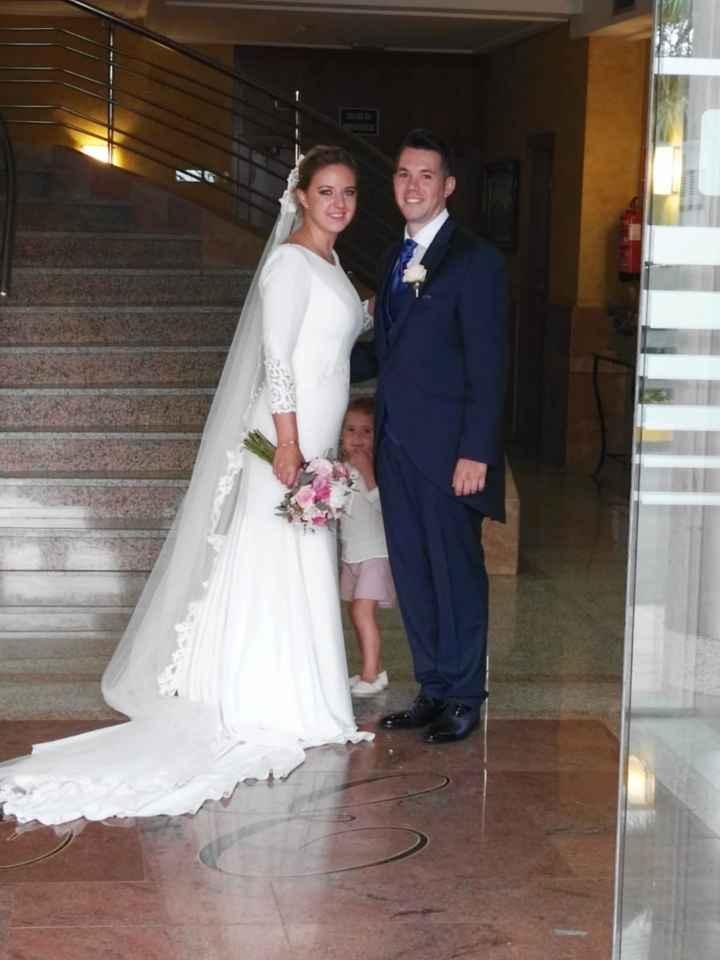 Ya casados! ❤️ - 1