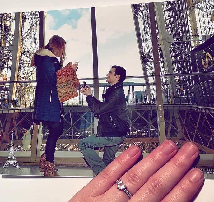 Mi anillo de compromiso - 2