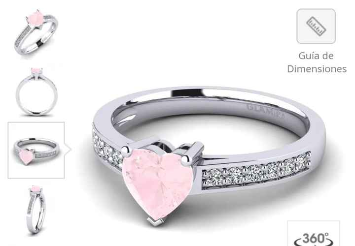 Mi anillo de compromiso - 1