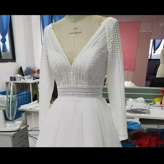 Vestido Aliexpress 1