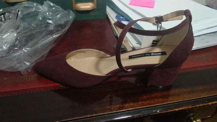 Mis zapatos bodiles - 1