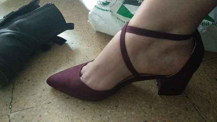 Mis zapatos bodiles - 2