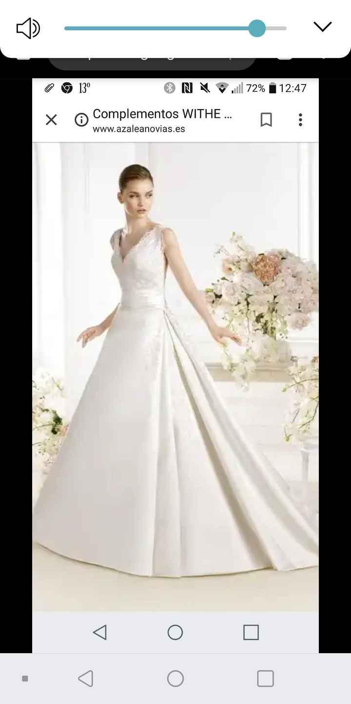 Novias junio 2021- tenéis el vestido ya? 1