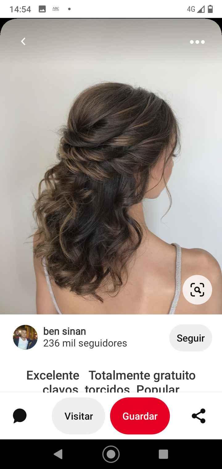 Que peinado llevar - 1