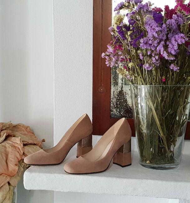 SOS!!! Necesito ayuda para mis zapatos de boda!!! 4