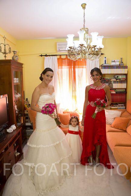vestido hermana de novia - moda nupcial - foro bodas