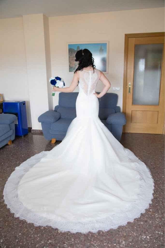 Ya estoy aqui! la boda ya pasó! - 3