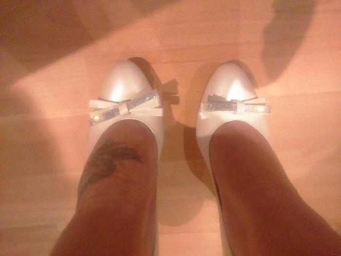 Mis zapatos! - 2
