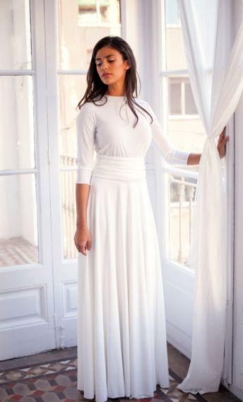 vestidos novia diferentes y low-cost - moda nupcial - foro bodas