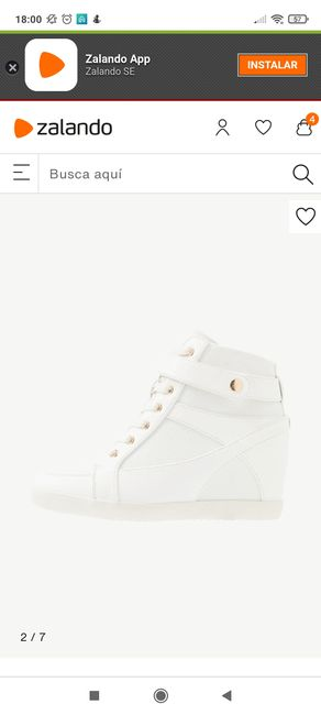 Por fin calzado definitivo(creo😅) - 1