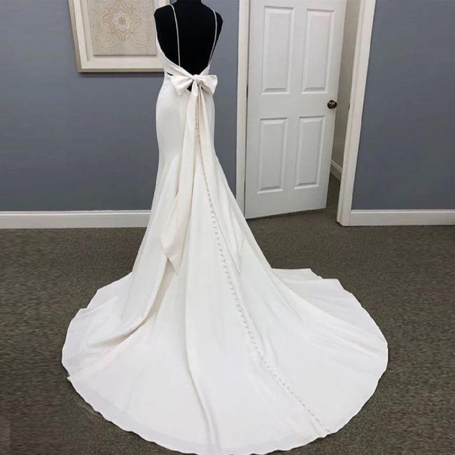 Segundo vestido de novia 1