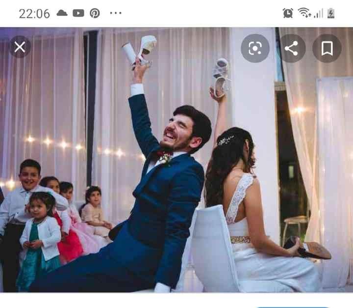 ¿Juegos en bodas? - 1