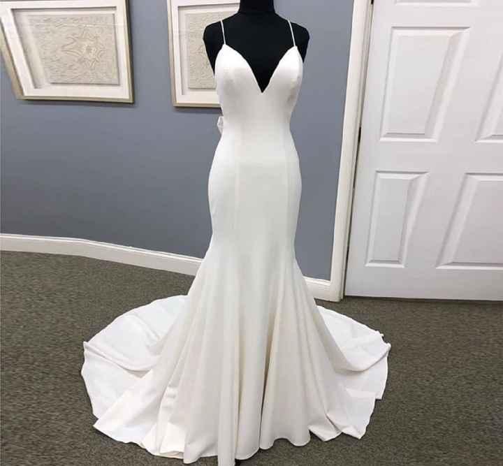 Segundo vestido de novia - 2