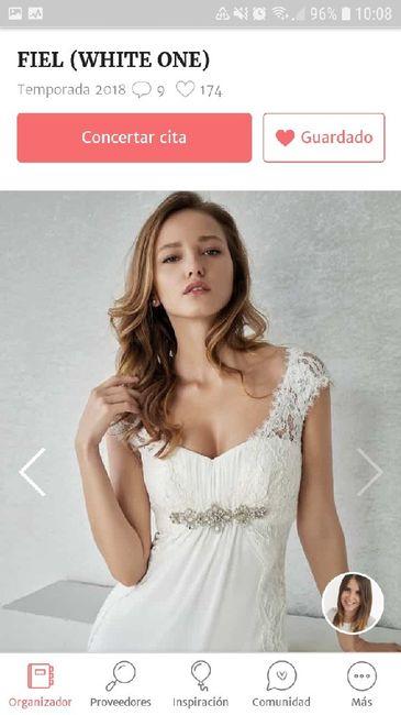Problemilla con el vestido - 2