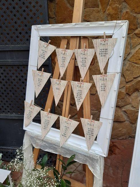 La decoración de mi boda 2