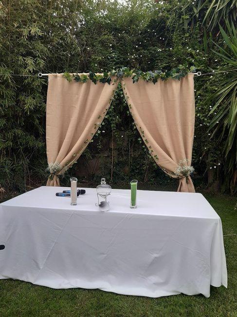 La decoración de mi boda - 3