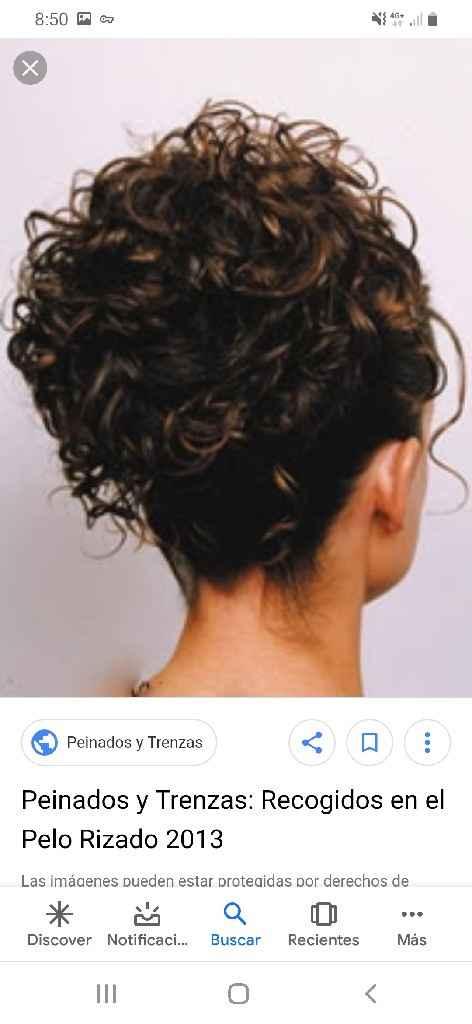 Creo que ya tengo peinado 😊 - 3
