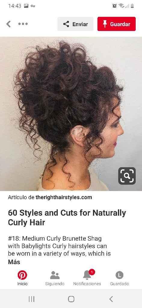 Creo que ya tengo peinado 😊 - 4