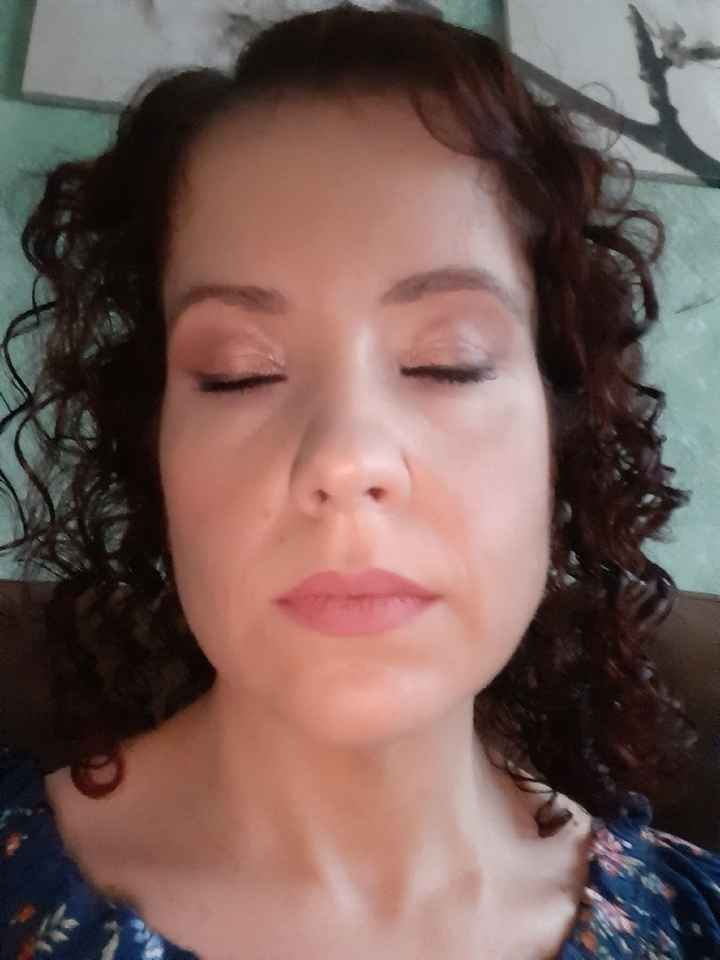 Maquillaje y peinado preboda - 2