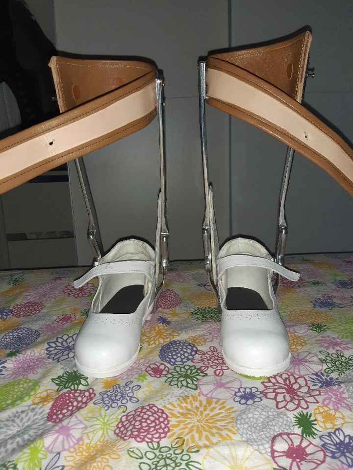 Mis zapatos de novia - 1