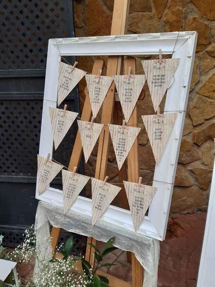 La decoración de mi boda - 2