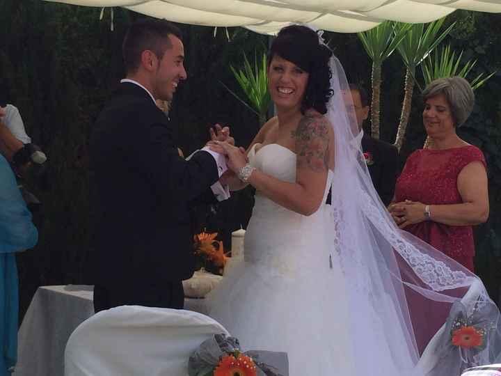 Nuestra boda 20.09.2014