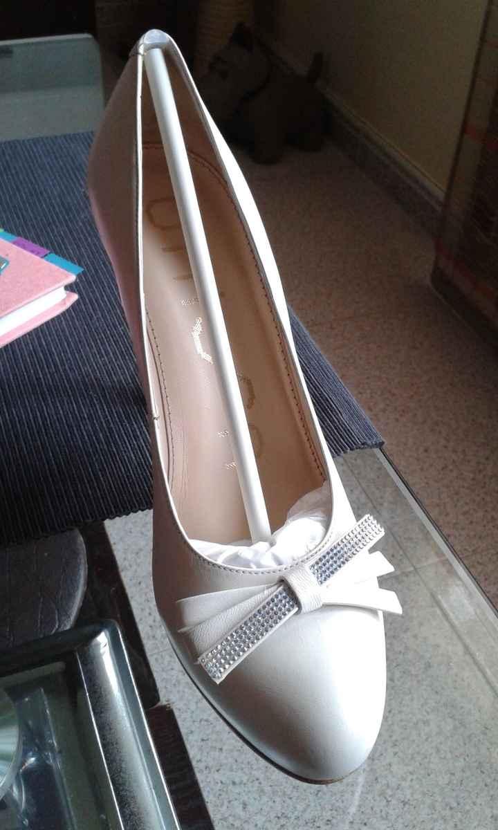 Mis zapatos! ahora en el corte inglés! - 1