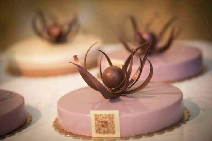 Donde comprar la tarta de bodas - 1