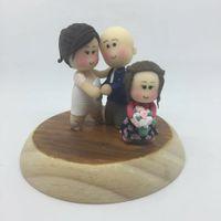 Mis preciosos muñecos de la tarta!! - 1