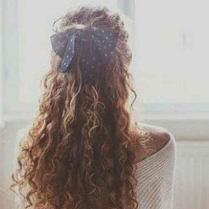 Elegir peinado para una Curly - 4
