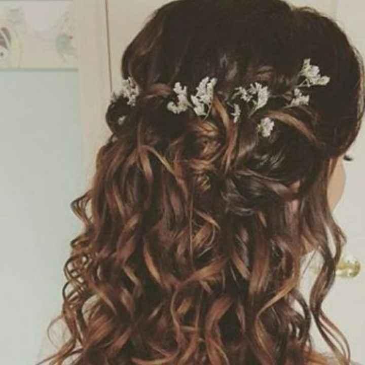 Elegir peinado para una Curly - 6